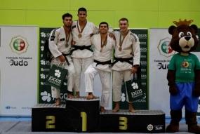 Judo: campões nacionais