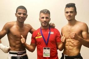 Kickboxing: Portugal com dois campeões do Mundo