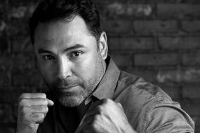 Boxe: Óscar de la Hoya na Casa Branca?