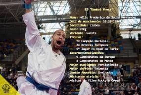 Karate: entrevista a Hélio Hernandez