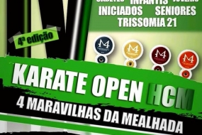Karate: Open da Mealhada