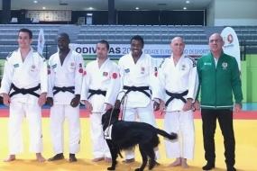 Judo: Coreia do Sul vence Mundial de Judo para Cegos e Baixa Visão Odivelas