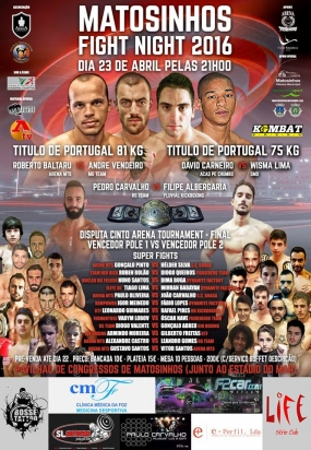Matosinhos Fight Night 2016