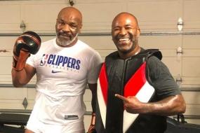 Boxe: Tyson diz que Holyfield não será adversário