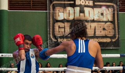 Boxe: Golden Gloves