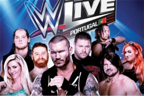 WWE volta a Portugal
