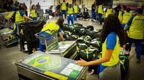 Olímpicos: atletas canarinhos escolhem Portugal para estagiar