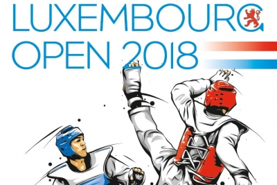 Taekwondo: Open do Luxemburgo