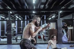 MMA: Carvalho focado na luta de 12 de novembro