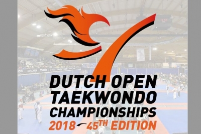Taekwondo: Dutch Open G1