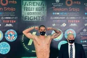 Kickboxing: André Santos para o Título Mundial
