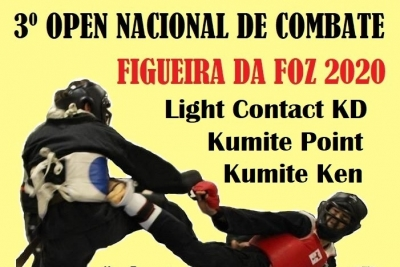 Kung Do Te: Open Nacional