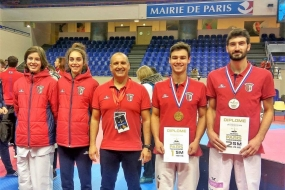 Taekwondo: Open de Paris
