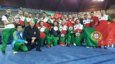 Kickboxing: Portugal tem 13 Campeões do Mundo