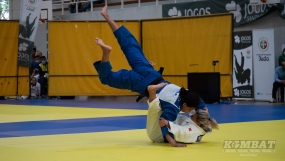 "Judo: Taça Internacional Kiyoshi Kobayashi ""foi um sucesso"""