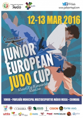 Judo: Junior European Cup Coimbra 2016
