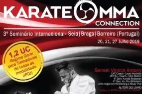 Karate: Seminário Internacional
