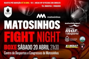 Boxe: Matosinhos Fight Night