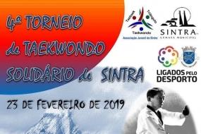 Taekwondo: 4º Torneio Solidário de Sintra
