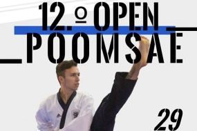 Taekwondo: 12º Open de Poomsae