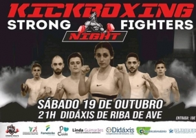 Kickboxing: Strong Fighters Night