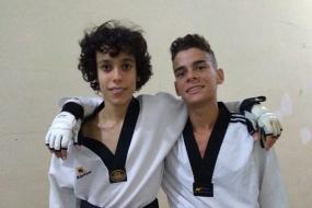 Taekwondo: dois ouros no Open de Paris