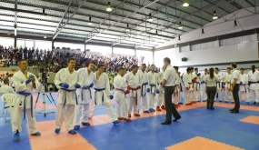 Karate: Open da Maia atrai 1000 karatecas