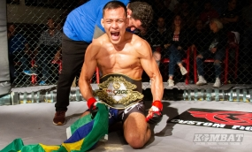MMA: Elves vence no Mr. Cage 38