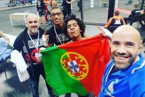 MMA: Leandro Gomes campeão europeu