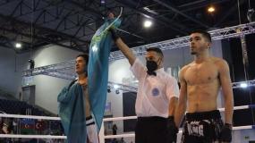 Kickboxing: Ricardo Hilário vice-Campeão do Mundo