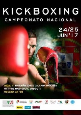 Kickboxing: Campeonato Nacional 2017