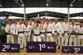 Judo: AAC vence Universitário