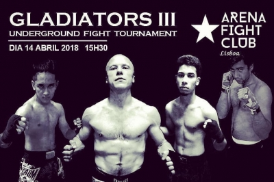 Kickboxing: Gladiators III