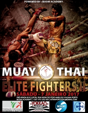 Muaythai: Elite Fighters II