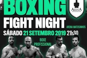 Boxe: Boxing Fight Night