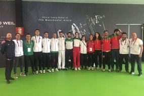 Taekwondo: Mundial de Manchester
