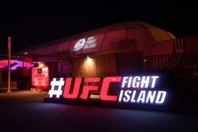 MMA: Fight Island em ação