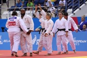 Judo: Portugal vice-campeão da europa