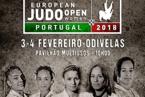 Judo: European Judo Open Women 2018