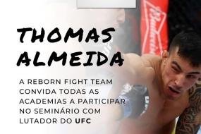 MMA: Seminário com Thomas Almeida