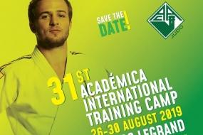 Judo: estágio internacional AAC