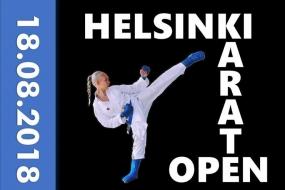 Karate: Open de Helsínquia