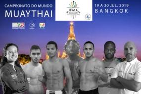 Muaythai: Campeonato do Mundo