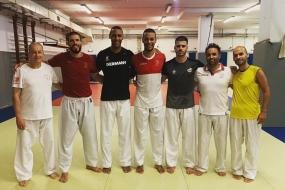 Karate: seleções no Jamor e pódios em Helsínquia