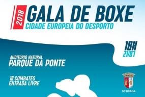 Boxe: Gala de Braga