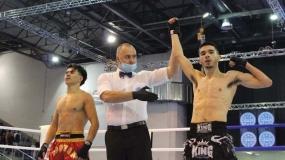Kickboxing: Ricardo Hilário na final Mundial